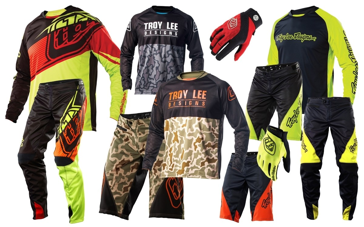 First Look  2015 Troy Lee Designs Apparel - Mountain Bikes Feature ... 974cefa47