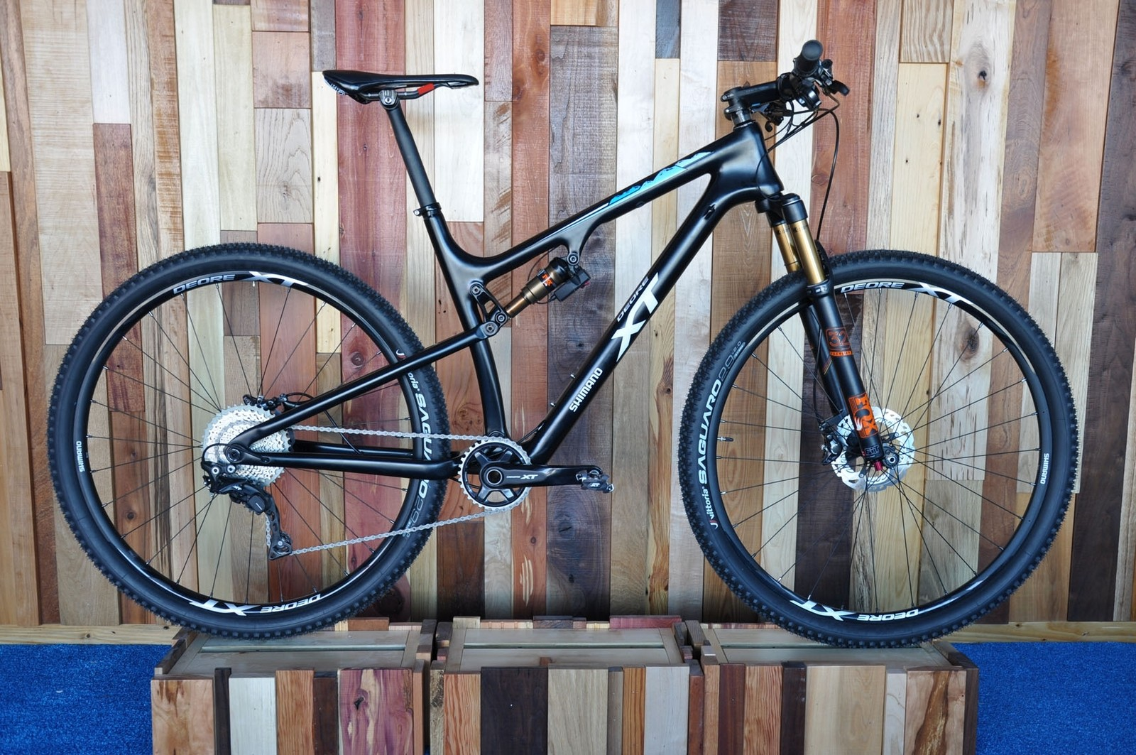 4c670483e8c First Look: 2016 Shimano Deore XT - Mountain Bikes Feature Stories - Vital  MTB
