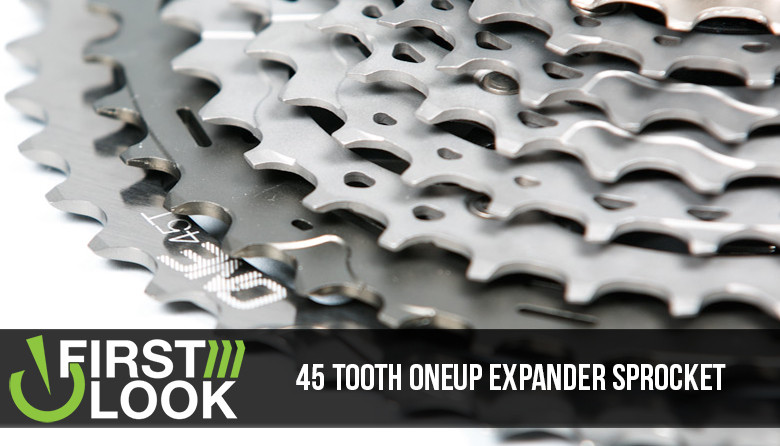 198892083df The new 45 tooth expander sprocket opens up Shimano XT/XTR (M8000/M9000) to  a wider range of users when set up with a single chainring by extending the  ...