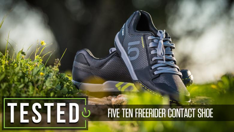 Blue size 9.0 men/'s FIVE TEN FREERIDER CONTACT Grey