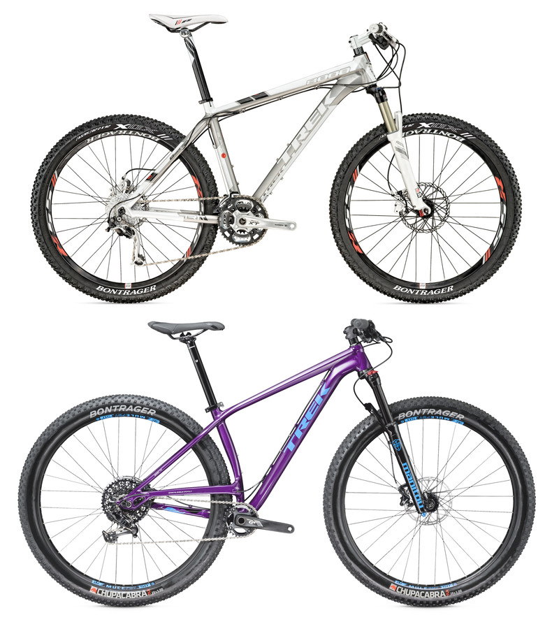 What a Difference 5 Years Makes in MTB - Mountain Bikes Feature ...