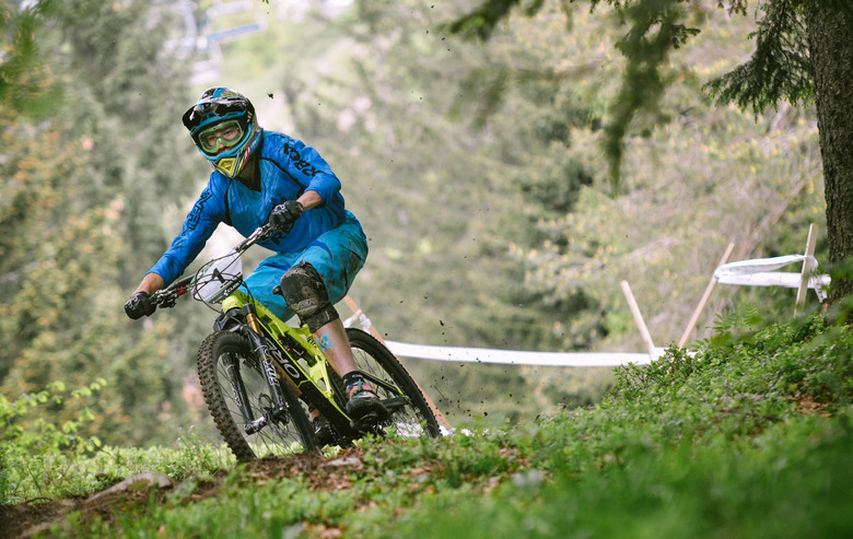 Vid Peršak took another victory and became the new National Champion