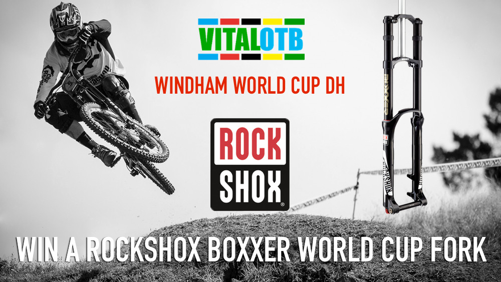 469e00e6beb Predict the winning times and riders for Elite Men's and Women's classes at  the 2015 World Cup Downhill in Windham, New York, and you could win a brand  new ...