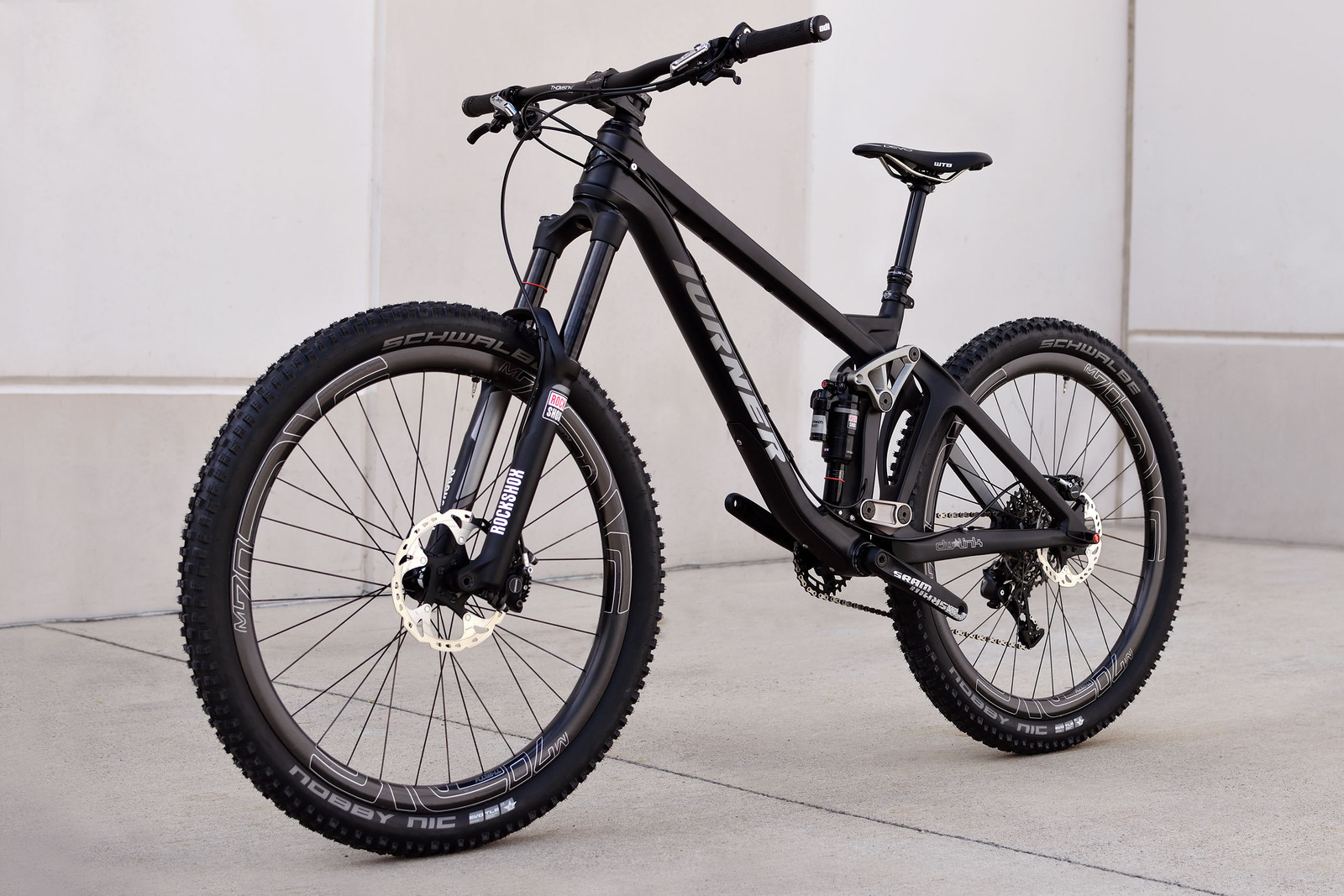 First Look: Turner RFX Ver. 4.0 - Mountain Bikes Feature Stories ...