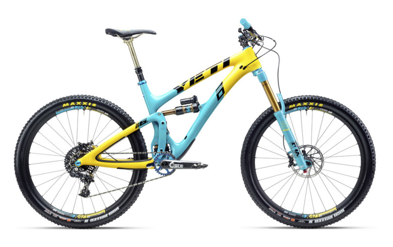 Yeti Introduces a Limited Edition 30th Anniversary SB6c