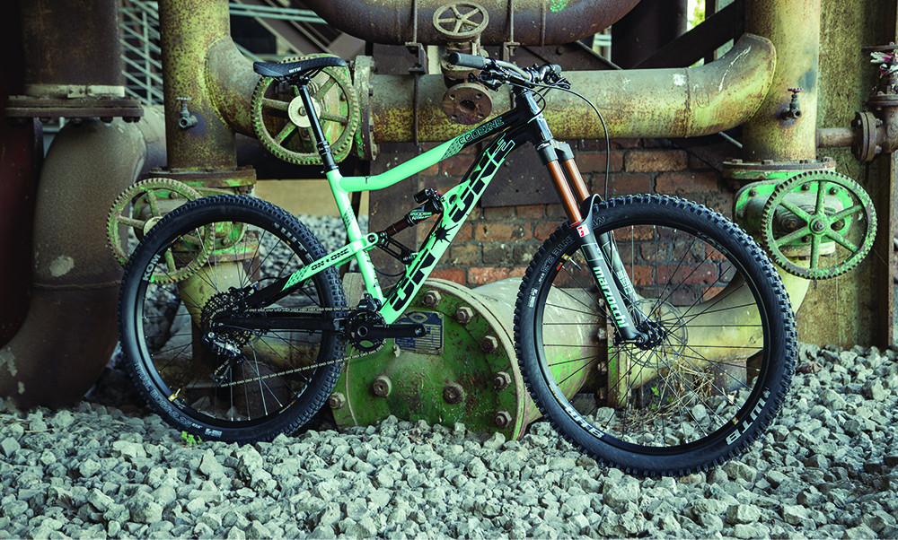 On One Bikes >> On One Introduces The Codeine 27 5 Mountain Bikes Press Releases