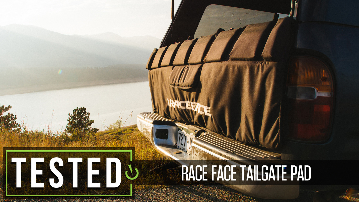 Tested Race Face Tailgate Pad