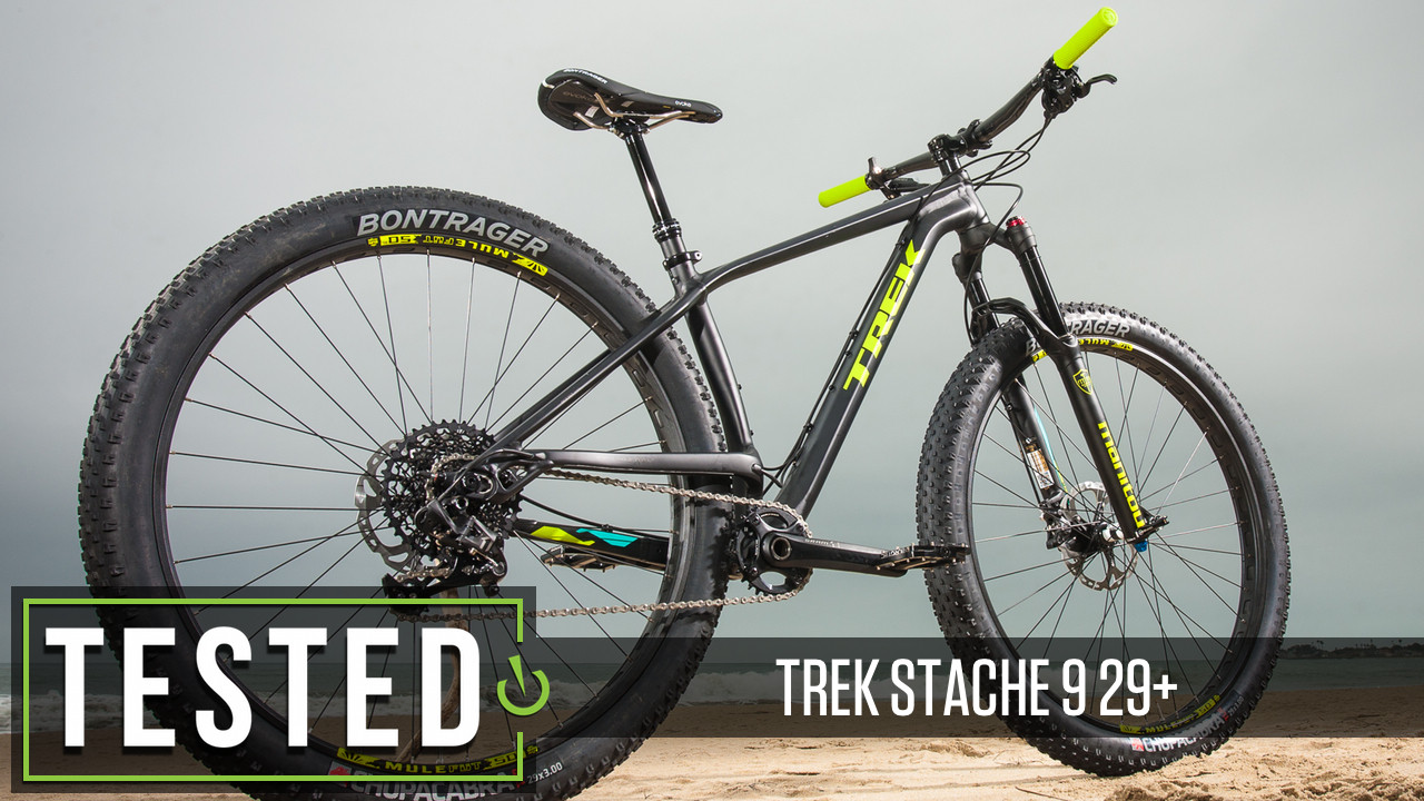 ae9f16c798c 2016 Trek Stache 9 29+ Bike - Reviews, Comparisons, Specs - Mountain ...