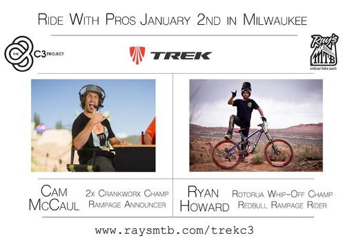 Cam McCaul & Ryan Howard at Ray's Milwaukee!