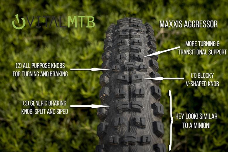 Maxxis Aggressor Tire Reviews Comparisons Specs