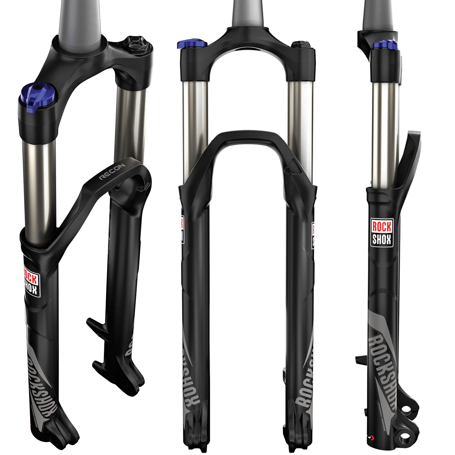 Rock Shox fork: features, specifications