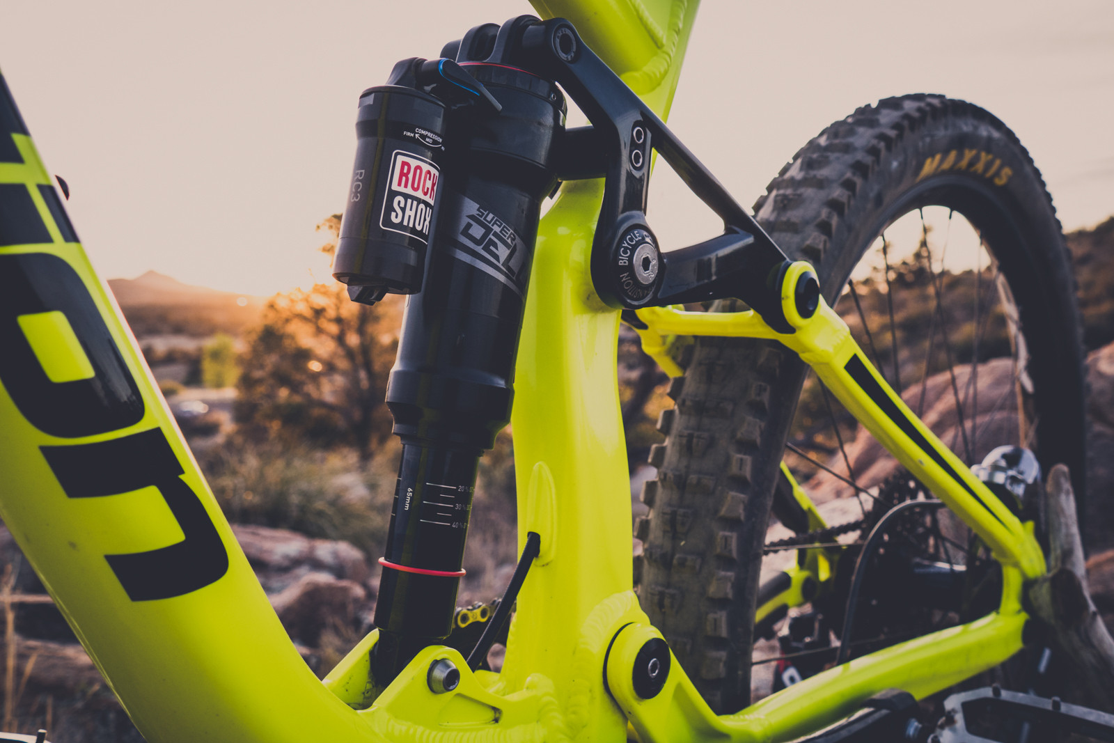 The Ultimate Guide to 'Metric' Shock Sizing and the RockShox