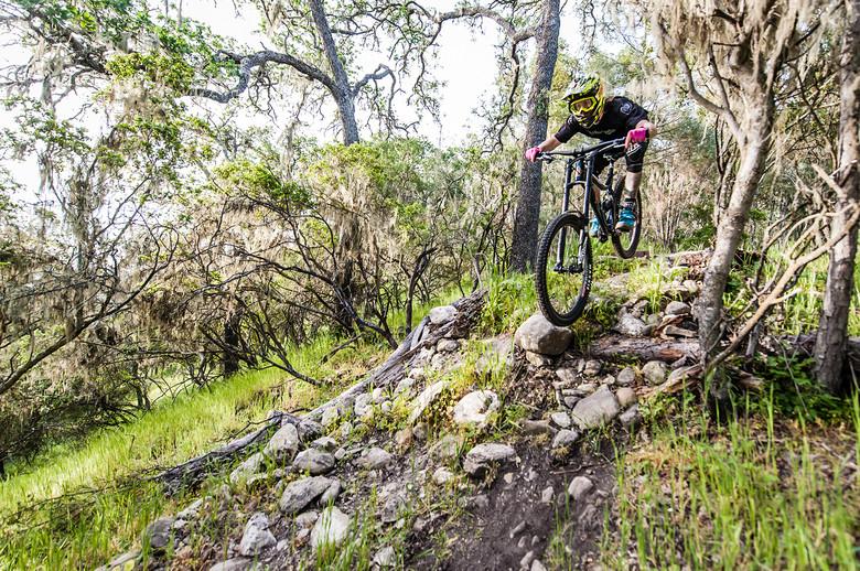 Photo credit: Ian Wilkinson. Rider credit: Andrew Soto