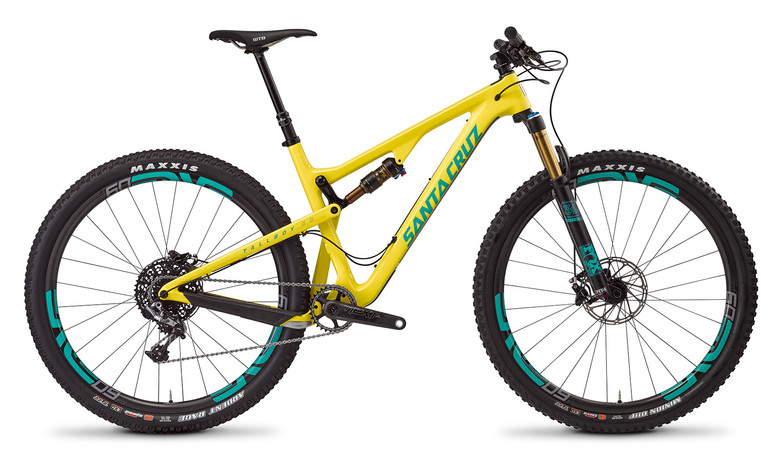 27.5+ or 29? Choose your flavor with the new Tallboy.