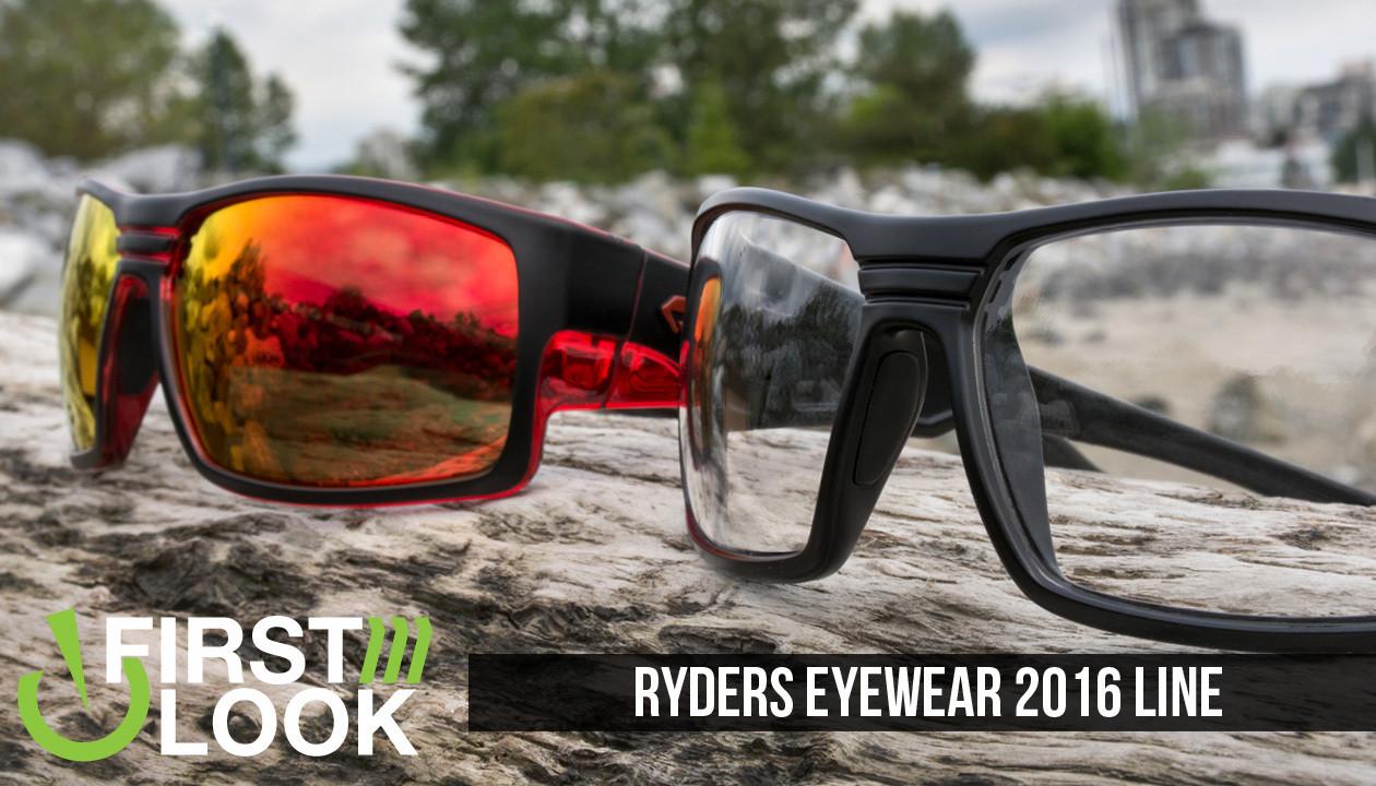 607227fe76 First Look  Ryders Eyewear 2016 Line - Mountain Bikes Feature ...