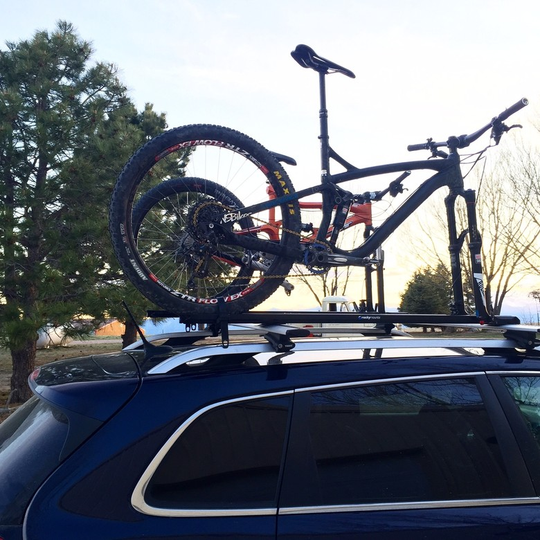 RockyMounts Switch Hitter LS Bike Mount