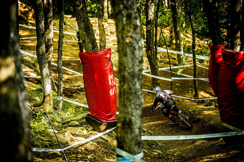 Aaron Gwin. Photo by Sven Martin