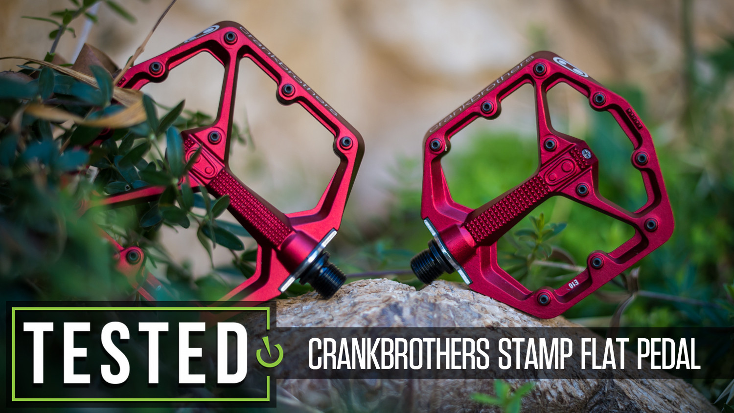 Crankbrothers Stamp 7 Flat Pedals