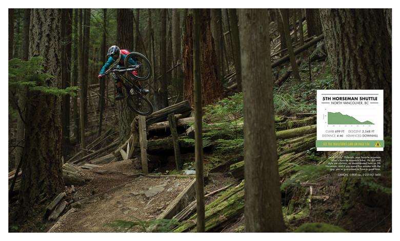 Rider: Geoff Gulevich | Photo: Sterling Lorence