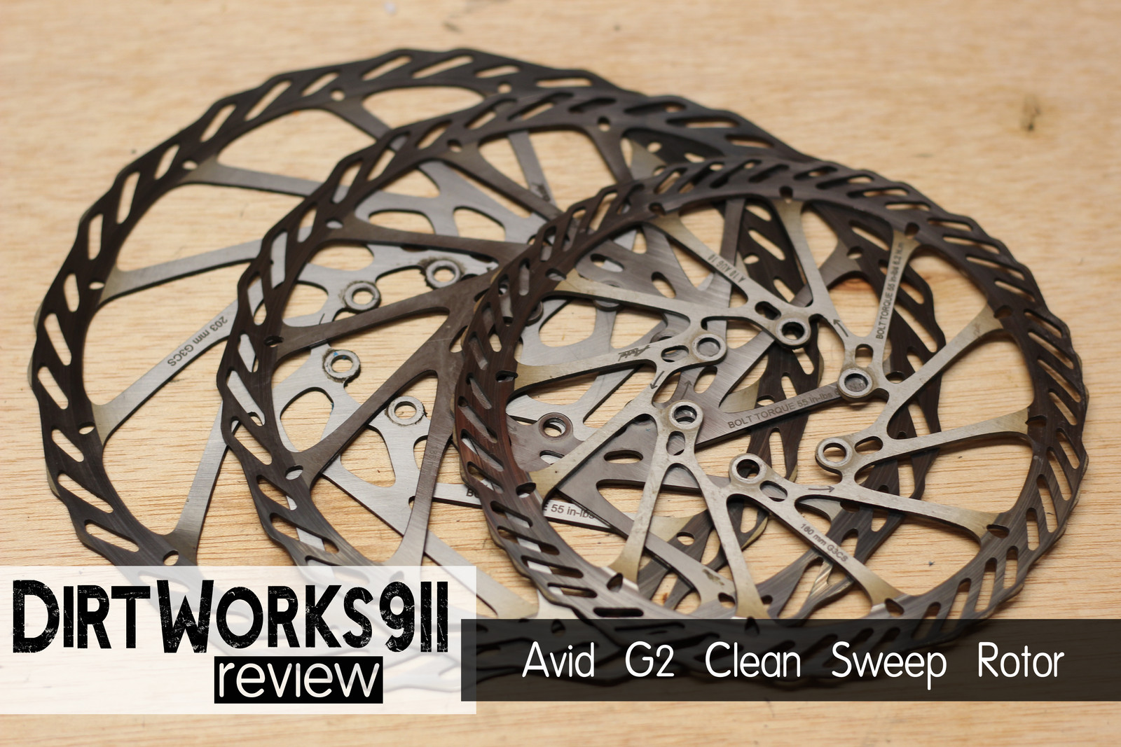 Avid G2 Clean Sweep Rotor - Reviews, Comparisons, Specs
