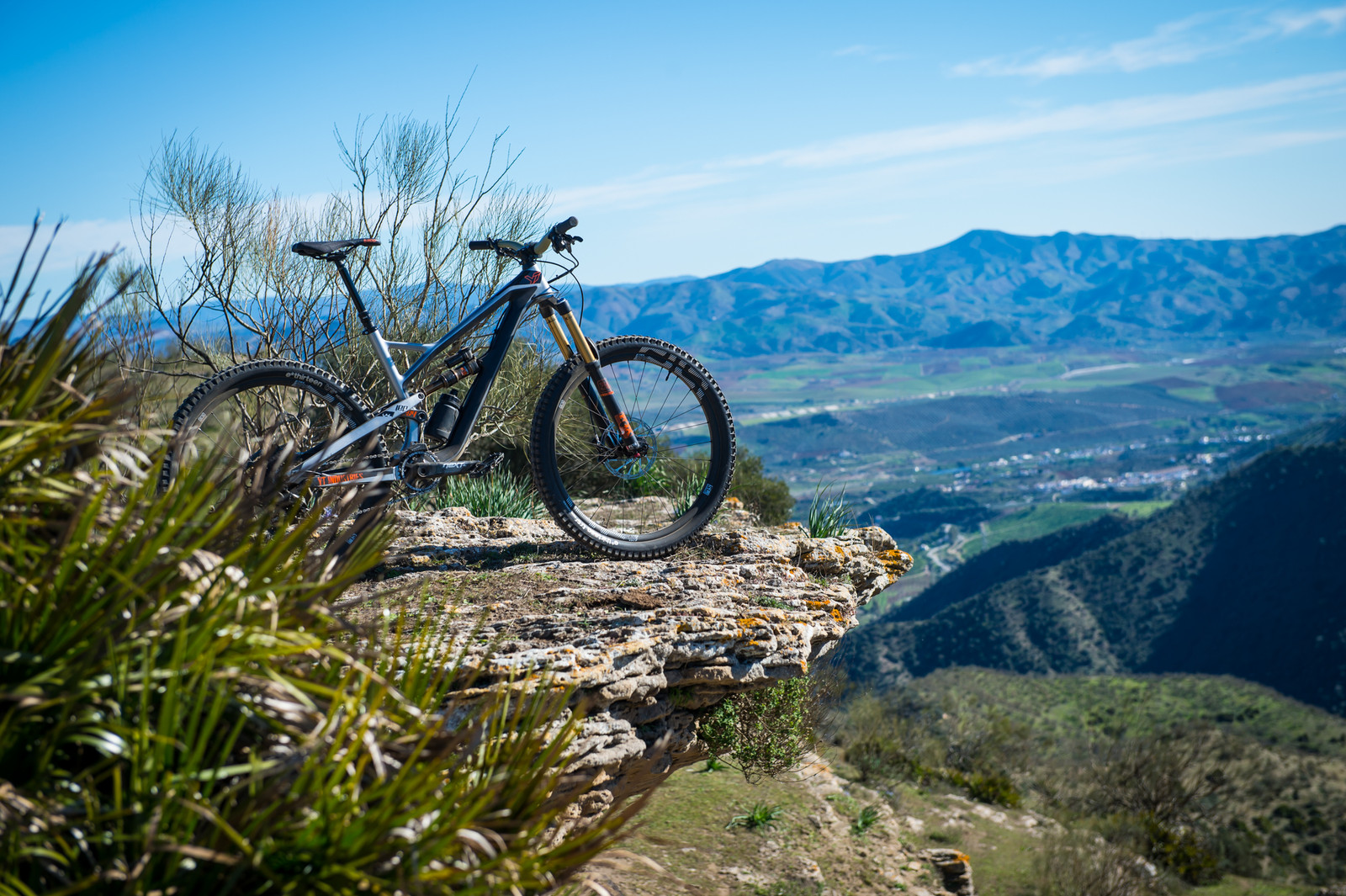 Southern Spain. What a place to ride bikes!