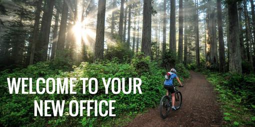 Airbnb comes to mountain biking