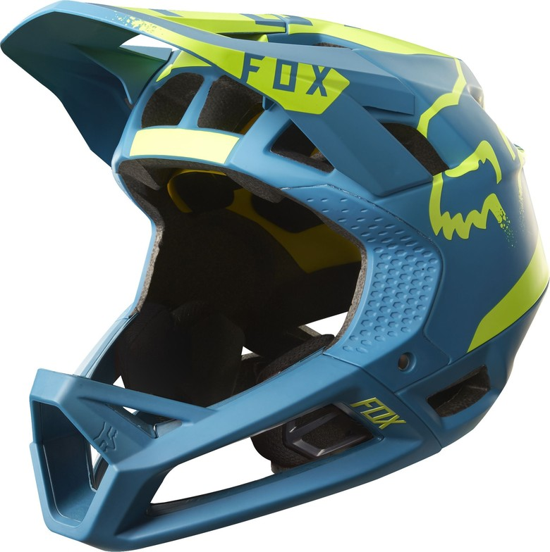 fox launches the proframe helmet mountain bikes feature. Black Bedroom Furniture Sets. Home Design Ideas