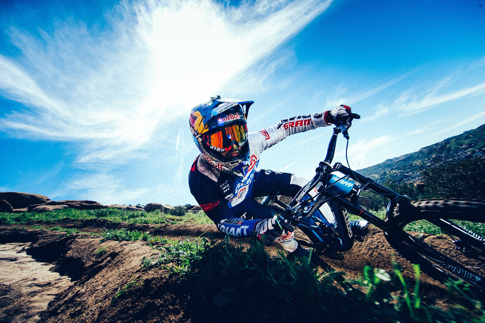 Marcelo Gutierrez: Marcelo Gutierrez is a six-time DH national champion in his home nation of Colombia. For 2017 he will again focus on major downhill races around the world including the UCI World Cup series.