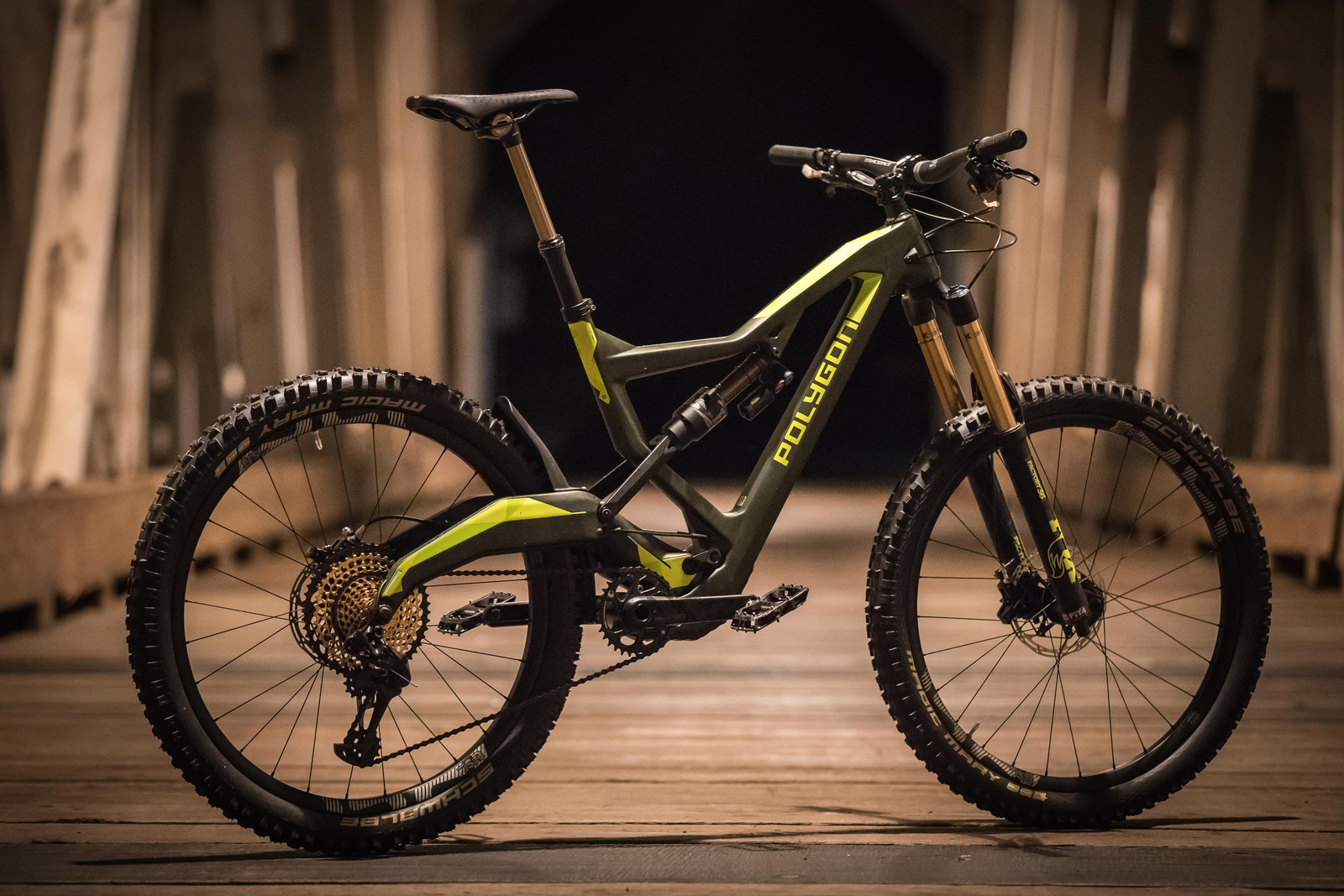 First Look: Polygon Square One EX Series Bikes - Mountain
