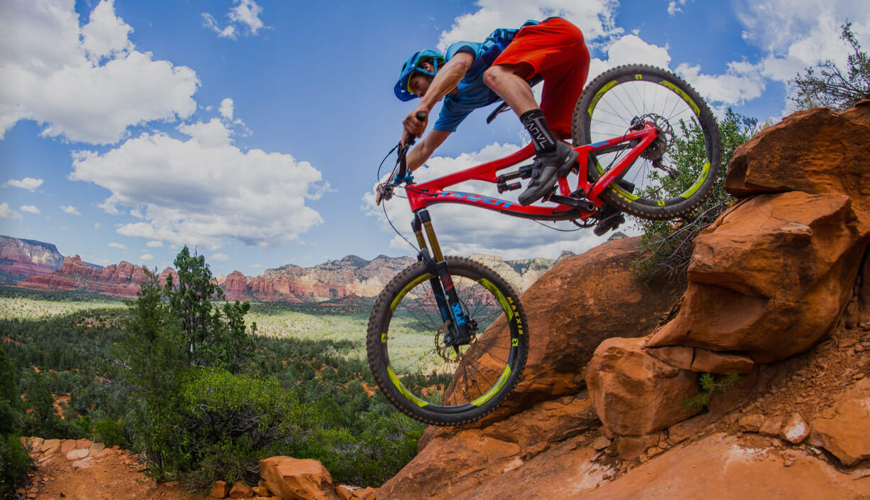 Win a Pivot Firebird by riding the best 3 days of Vert with BikeParkPRO