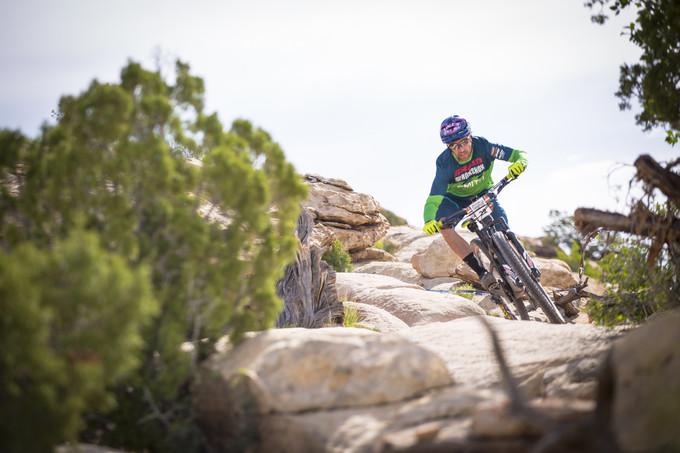 2016 Moab Champion Nate Hills returns this weekend to Klondike Bluffs