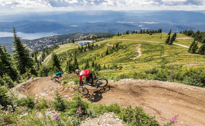The Whitefish Bike Park opens June 17 with 22 of 24 trails