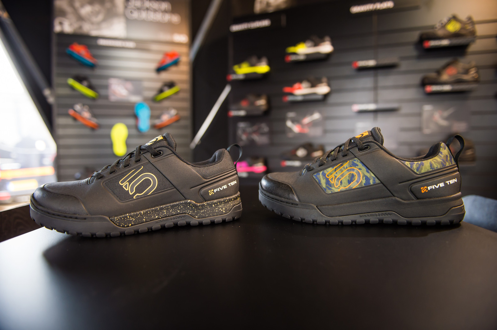 908812da14f New Five Ten MTB Shoes at Eurobike - Mountain Bikes Feature Stories ...