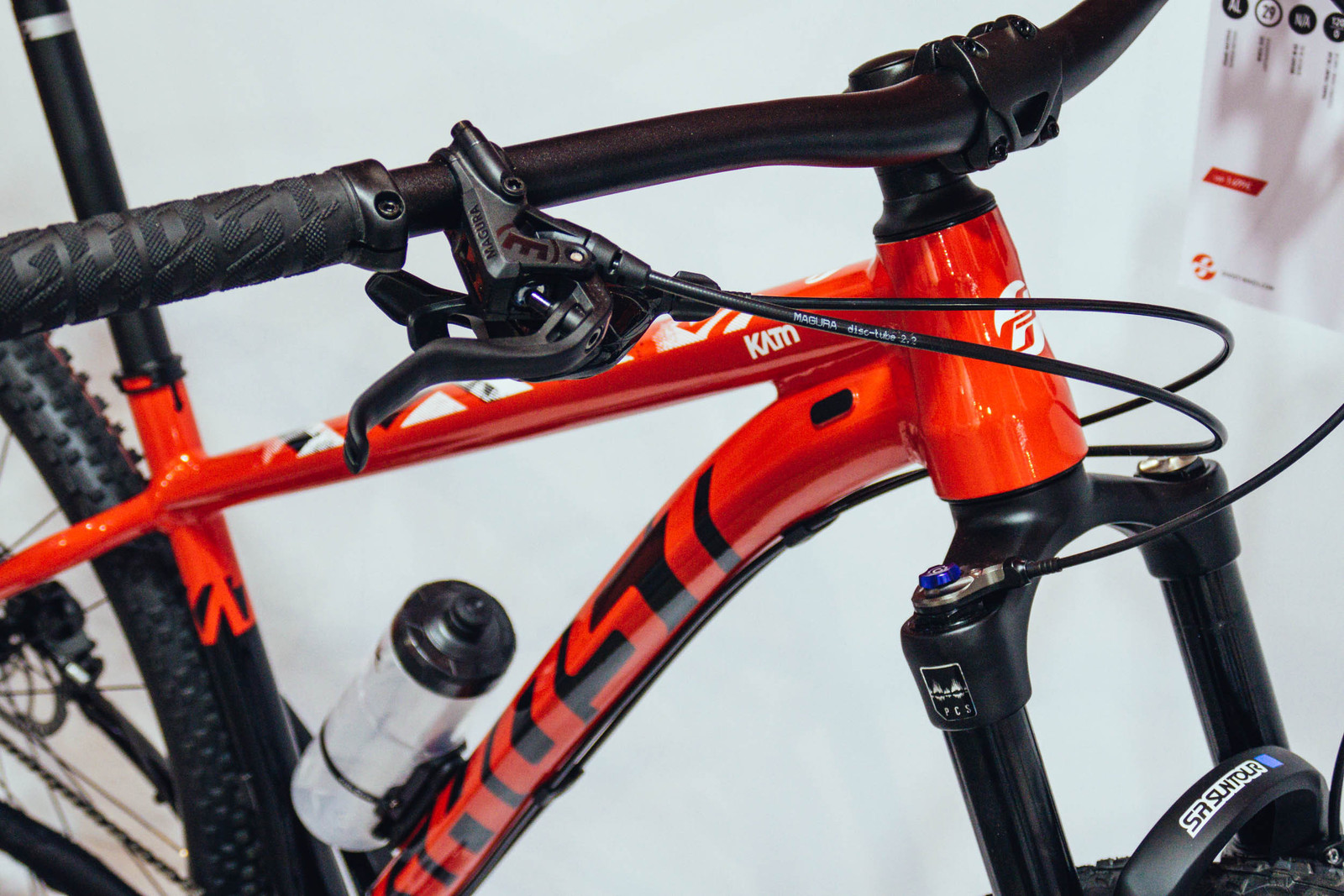 Ghost's Affordable Slack, Long and Low KatoX 29er Hardtails