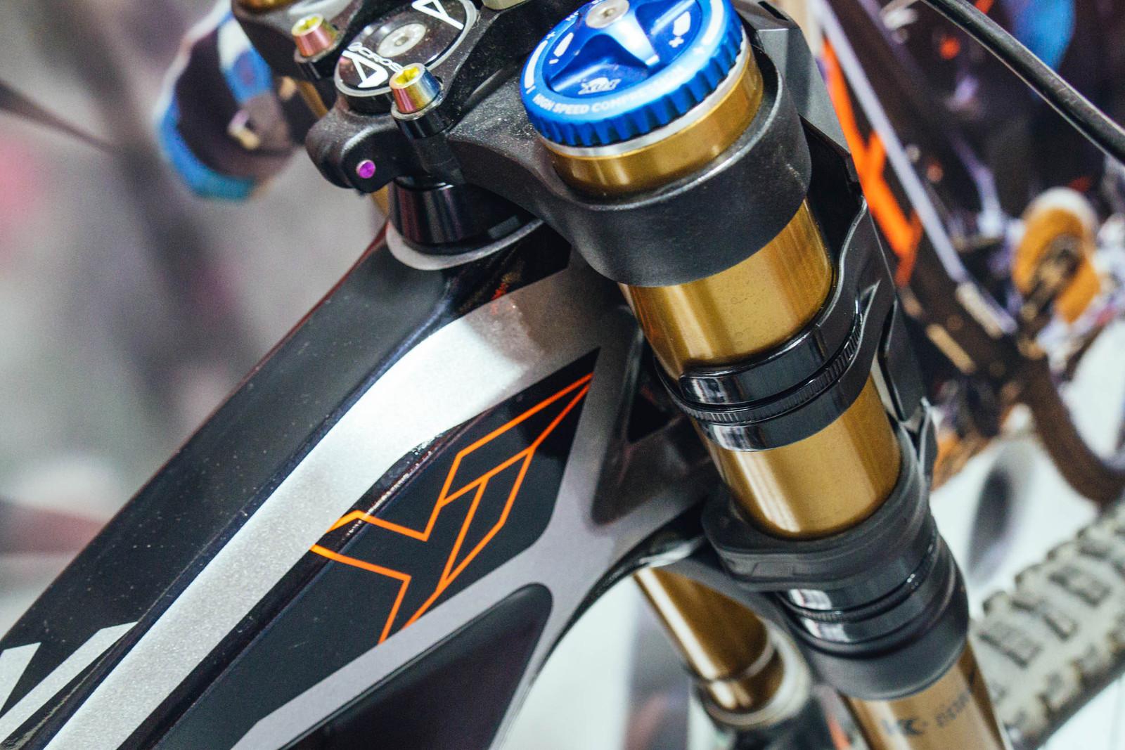 ODI Hucker BMX Scooter MTB Bike Grips