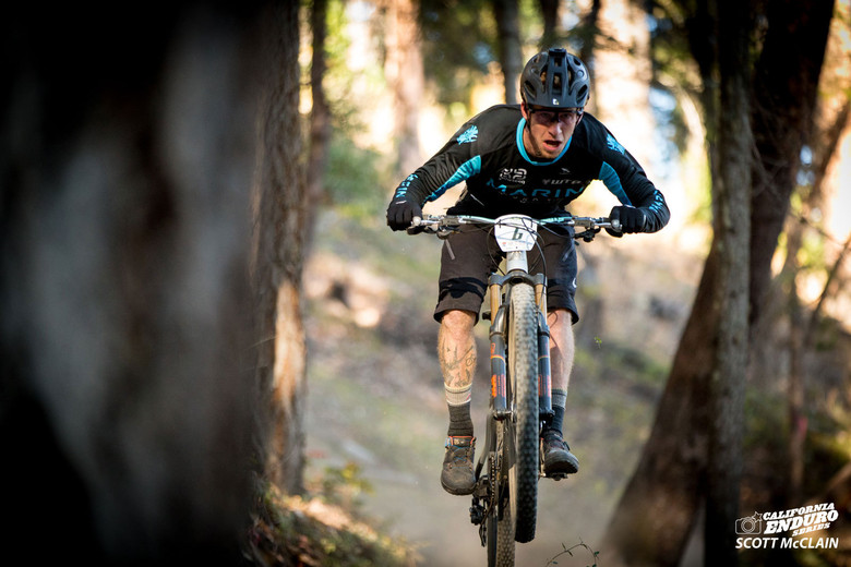 """Cory Sullivan (Marin) called the 2017 AMC course """"unpredictable, skaty, rolling fast."""" Sullivan's solid effort on the day ousted his hometown idol Riddle from his spot as AMC champ. Sullivan says, """"It's been a long-time goal of mine to beat Nathan, who I have looked up to my whole life. That said, I went into this race with no pressure on myself … I just wanted to ride my best and I'm stoked that today's best won me the top spot."""" Sullivan's talent and skill saw him not only to the top step on the day, but to first place in the series overall as well."""