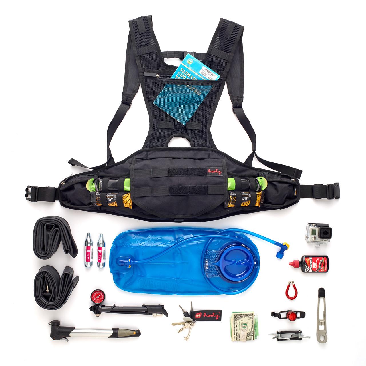 Tasmania S Henty Introduces Enduro Backpack Takes