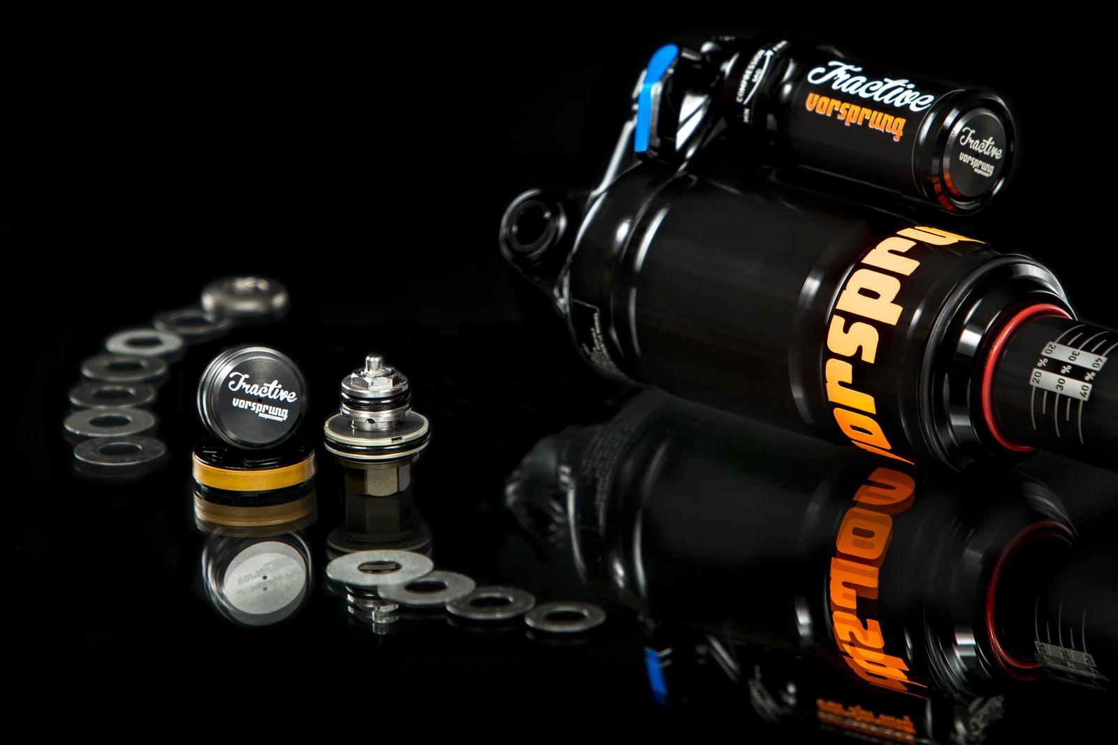 RockShox Monarch Plus shock Seal kit service damper /& air can upgraded improved