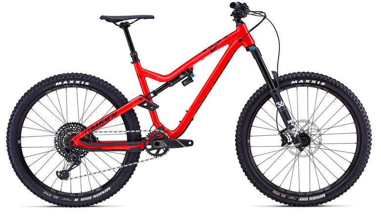 2018 Commencal Meta v4.2 Essential