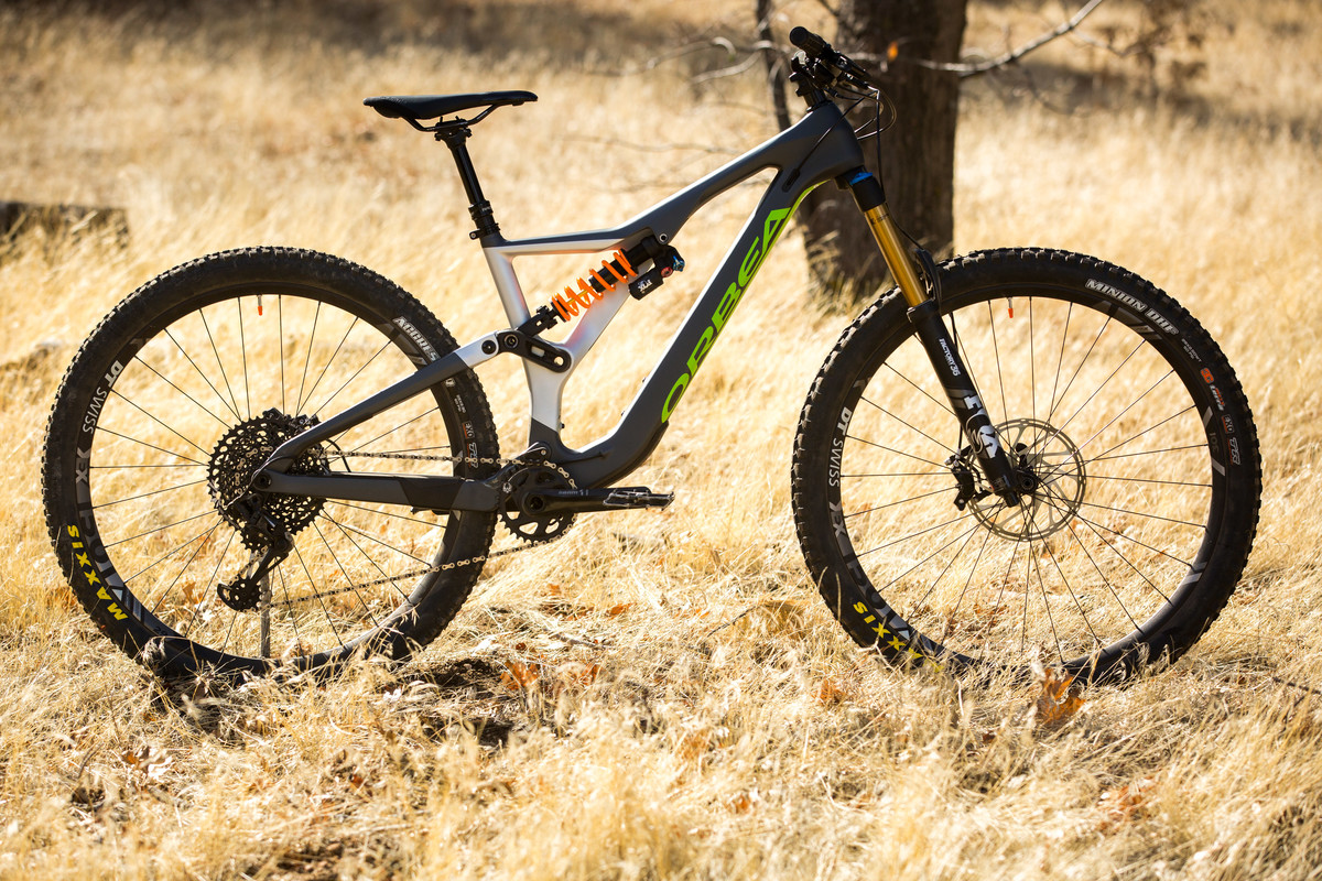 Best Long Travel 29er 2019 Vital MTB Test Sessions: Five of the Best Long Travel Enduro 29ers