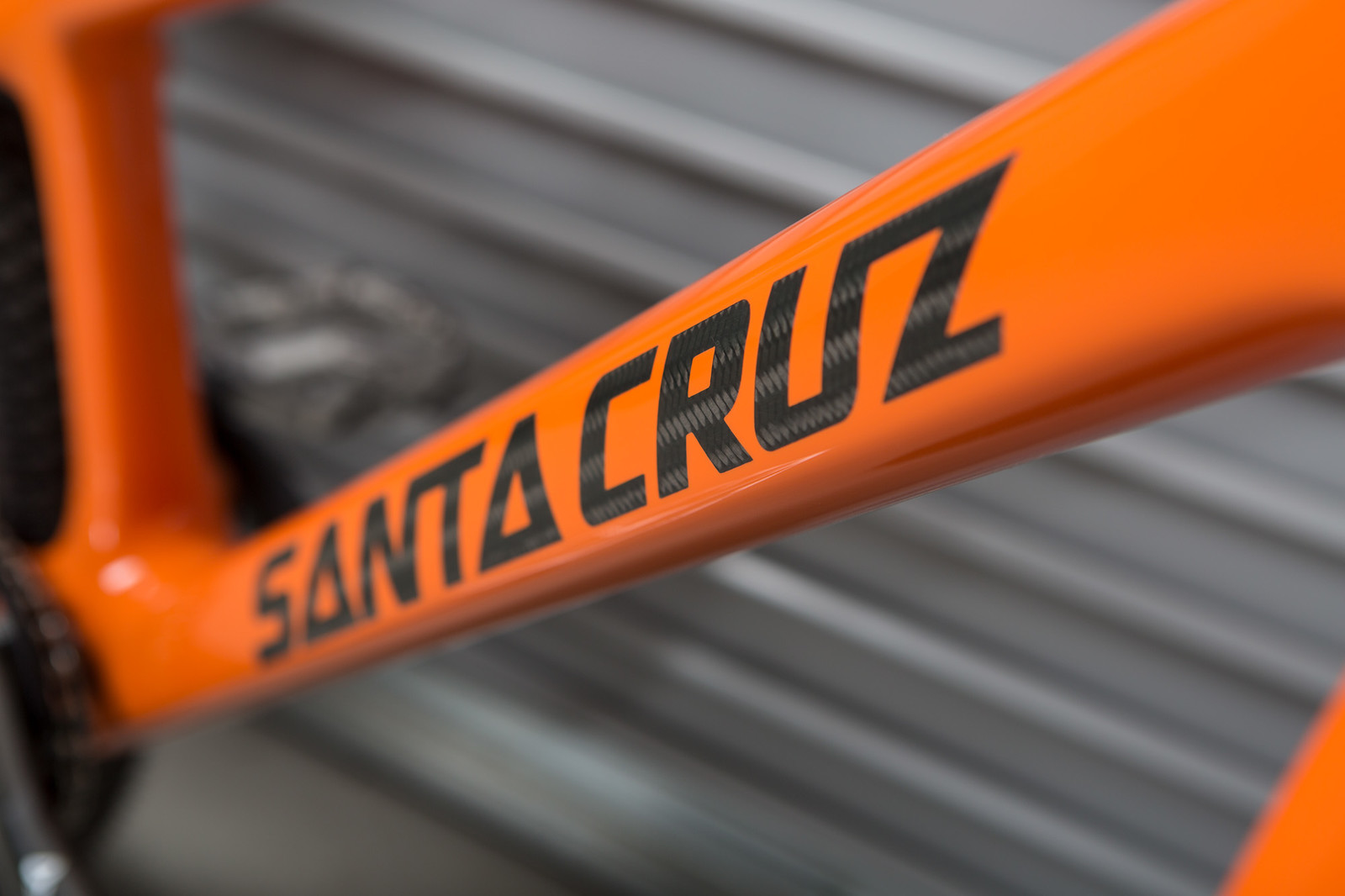 If you're going to develop a new manufacturing process, you may as well do it with a rad purpose. The bike you see before you is the result of a massive in-house effort at Santa Cruz headquarters in California.