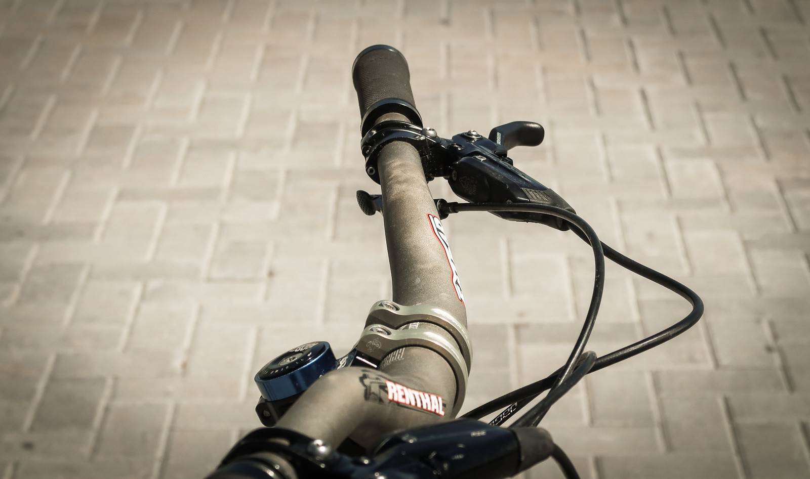 Listen to the audio above to learn why Rob runs his levers nearly parallel to the ground!