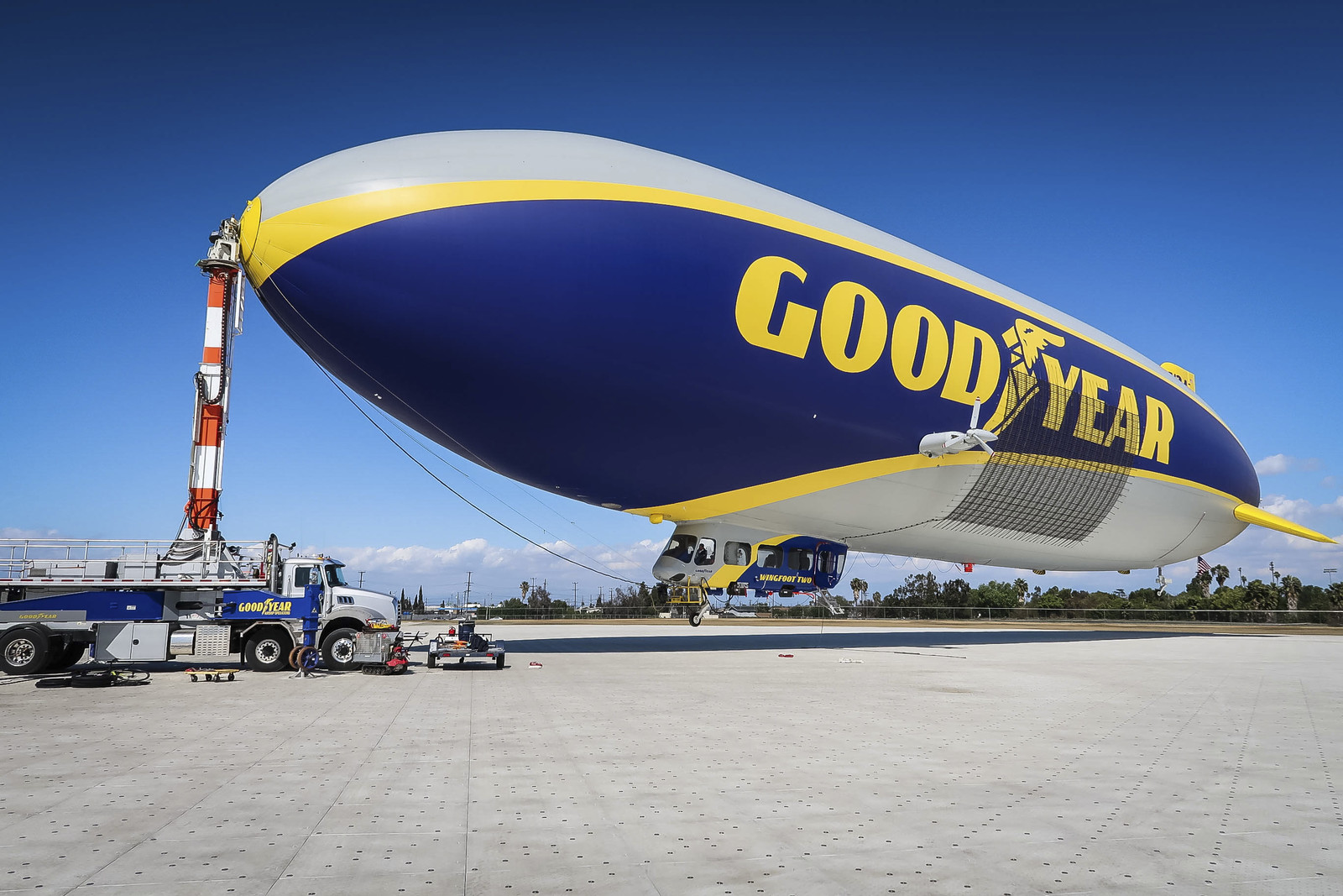 Goodyear Tires Goes All In and Launches Complete Mountain