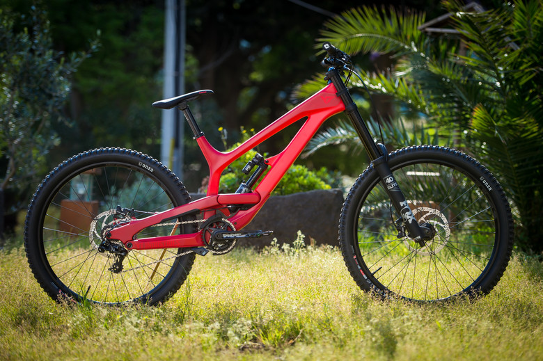 Vital Rides the All-New YT TUES on the Losinj World Cup Track