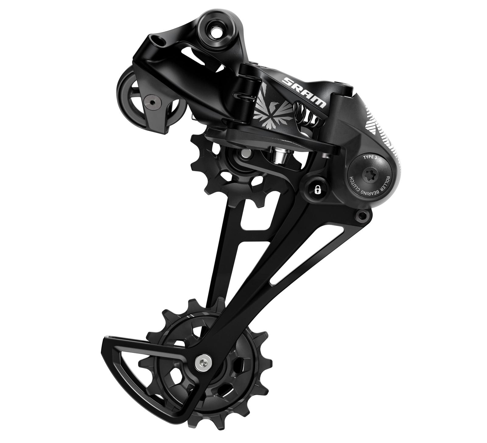 126 Links SRAM NX Eagle 12-Speed Mountain Bike Chain Grey