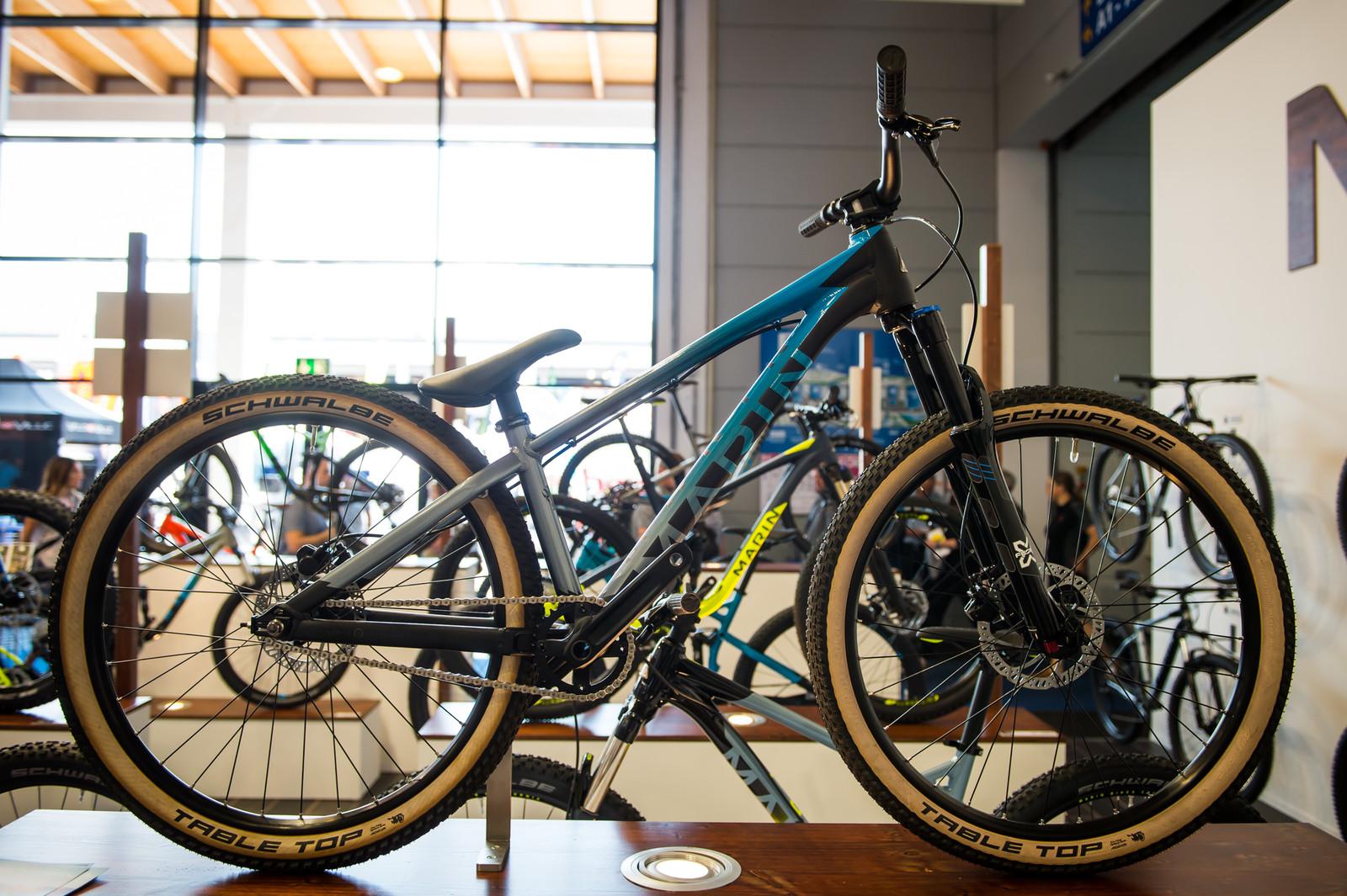Marin Bikes Wolf Ridge Pro And Alcatraz From Eurobike