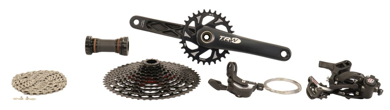 a008a2dc523 The 11-speed SRX drivetrain is based around a the classic Shimano freehub  standard, and as such it is limited to 11 teeth for the smallest cog on the  ...
