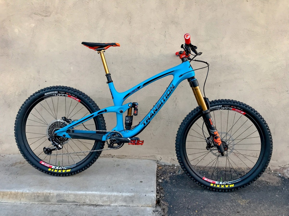 Why That Bike? | Transition Patrol - Mountain Bikes Feature Stories