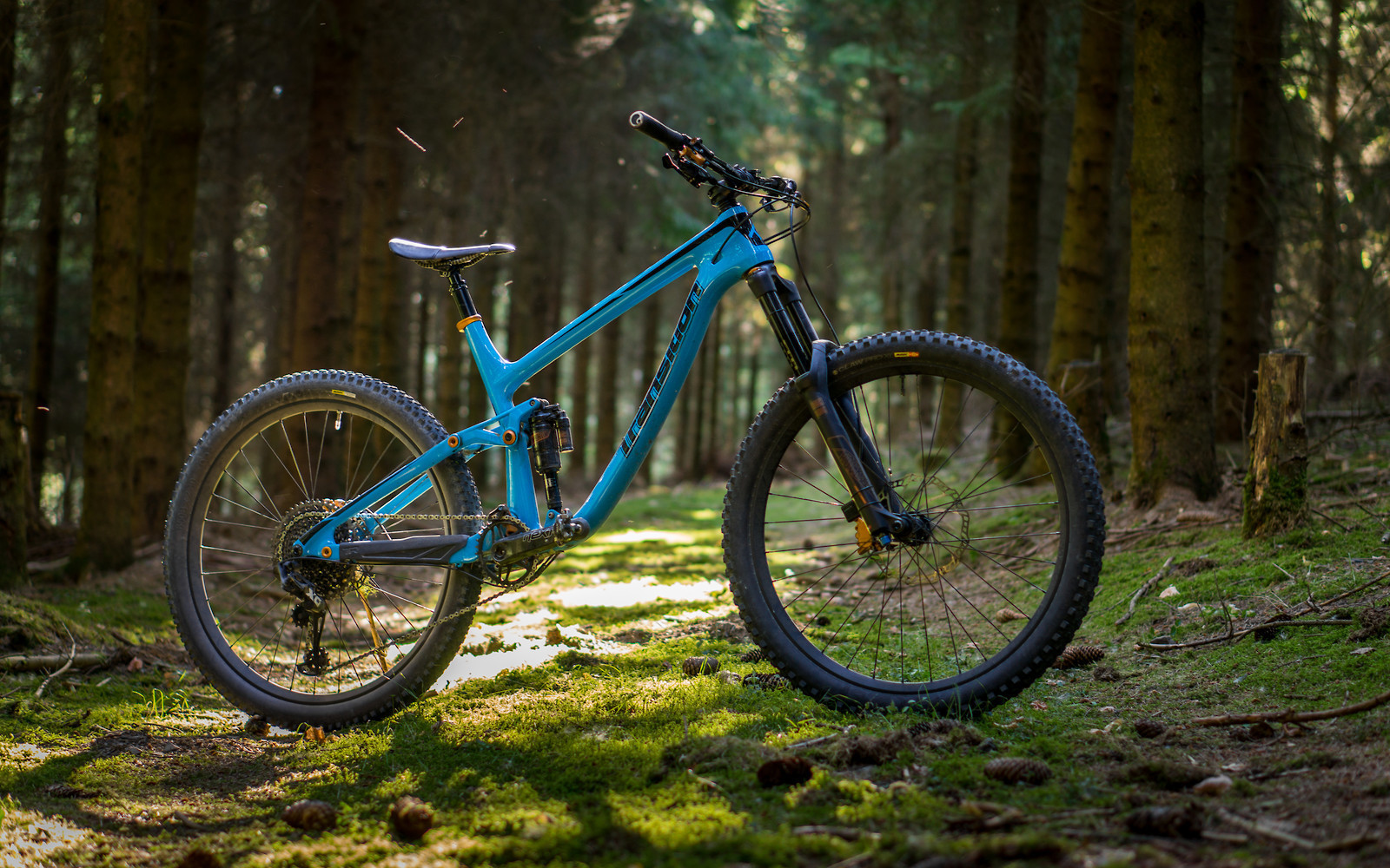 Why That Bike? | Transition Patrol - Mountain Bikes Feature