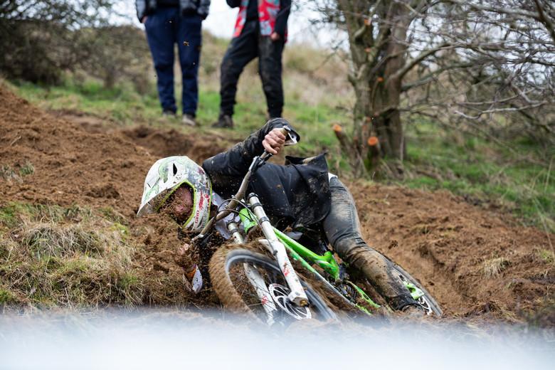 Rider: Danny Stirling
